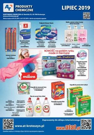 Gazetka promocyjna At, ważna od 01.07.2019 do 31.07.2019.