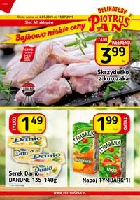 Gazetka promocyjna Piotruś Pan - Bajkowo niskie ceny  - ważna do 13-07-2019
