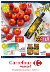 Gazetka promocyjna Carrefour Market, ważna od 09.07.2019 do 20.07.2019.