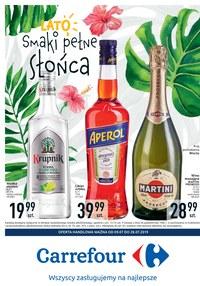 Gazetka promocyjna Carrefour, ważna od 09.07.2019 do 28.07.2019.