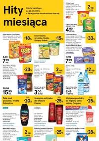 Gazetka promocyjna Tesco, ważna od 11.07.2019 do 17.07.2019.