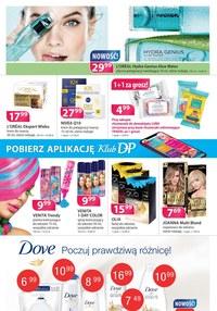 Gazetka promocyjna Drogerie Polskie, ważna od 12.07.2019 do 26.07.2019.