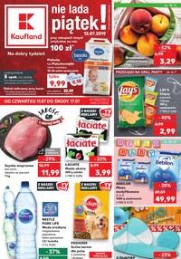 Gazetka promocyjna Kaufland, ważna od 11.07.2019 do 17.07.2019.
