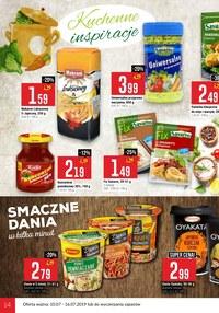 Gazetka promocyjna Twój Market, ważna od 10.07.2019 do 16.07.2019.