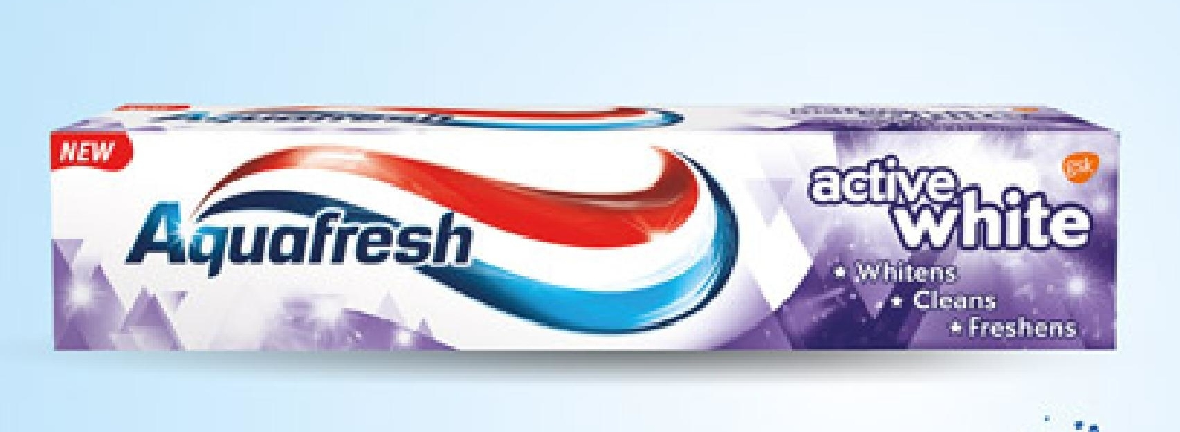 Pasta do zębów Aquafresh Active White niska cena