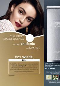 Gazetka promocyjna Oriflame, ważna od 23.07.2019 do 18.08.2019.