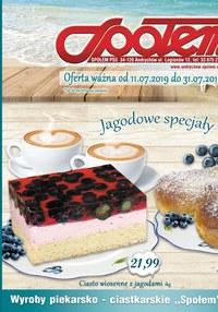 Gazetka promocyjna PSS Andrychów, ważna od 11.07.2019 do 31.07.2019.