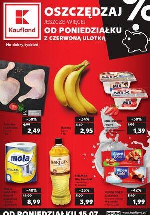 Gazetka promocyjna Kaufland, ważna od 15.07.2019 do 17.07.2019.