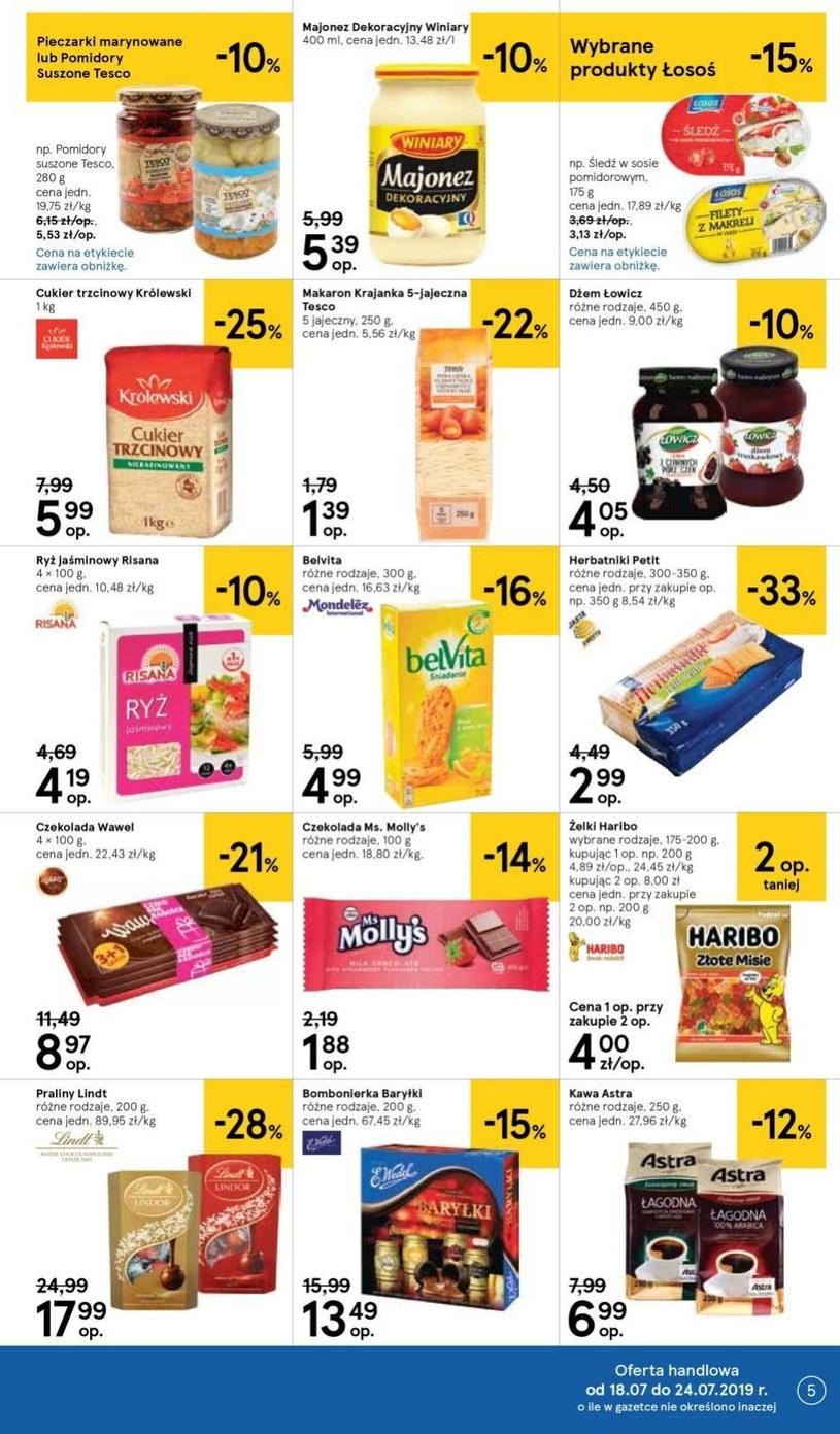 Tesco Supermarket