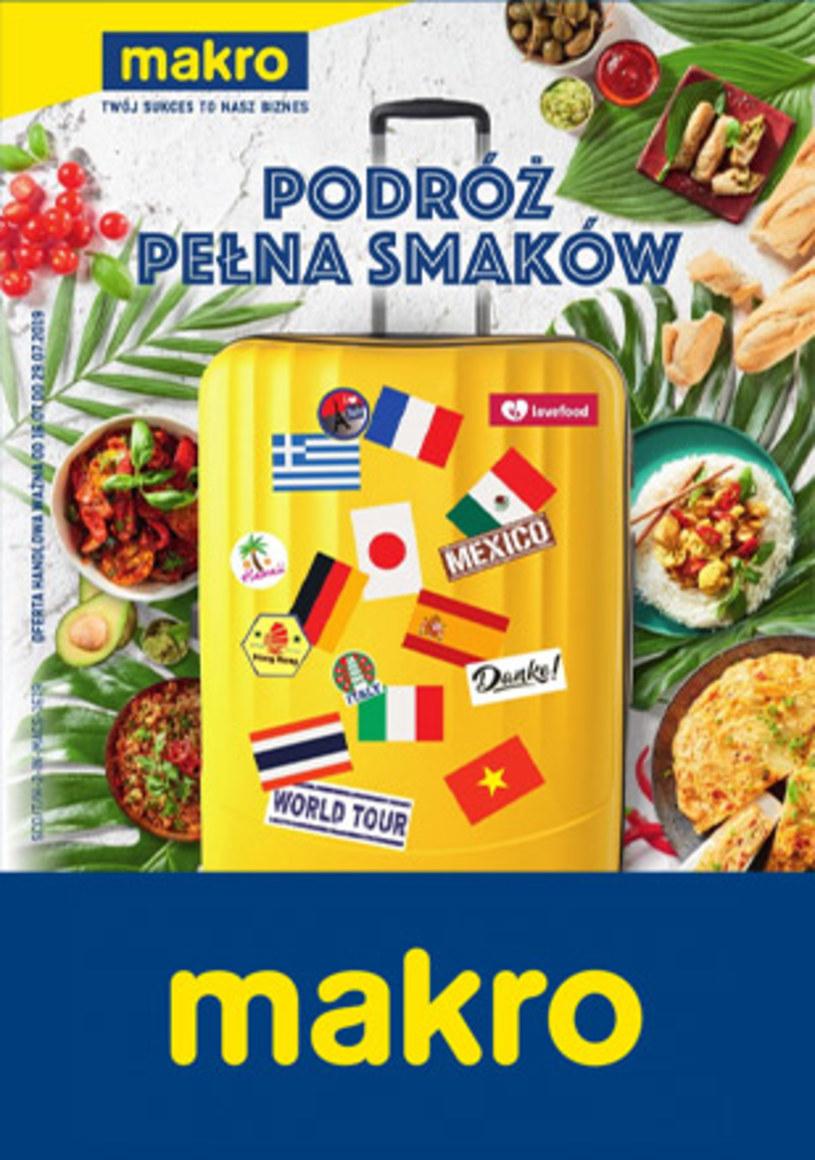 Gazetka promocyjna Makro Cash&Carry - ważna od 16. 07. 2019 do 29. 07. 2019