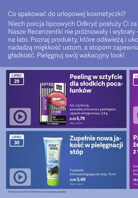Gazetka promocyjna Rossmann, ważna od 16.07.2019 do 31.07.2019.