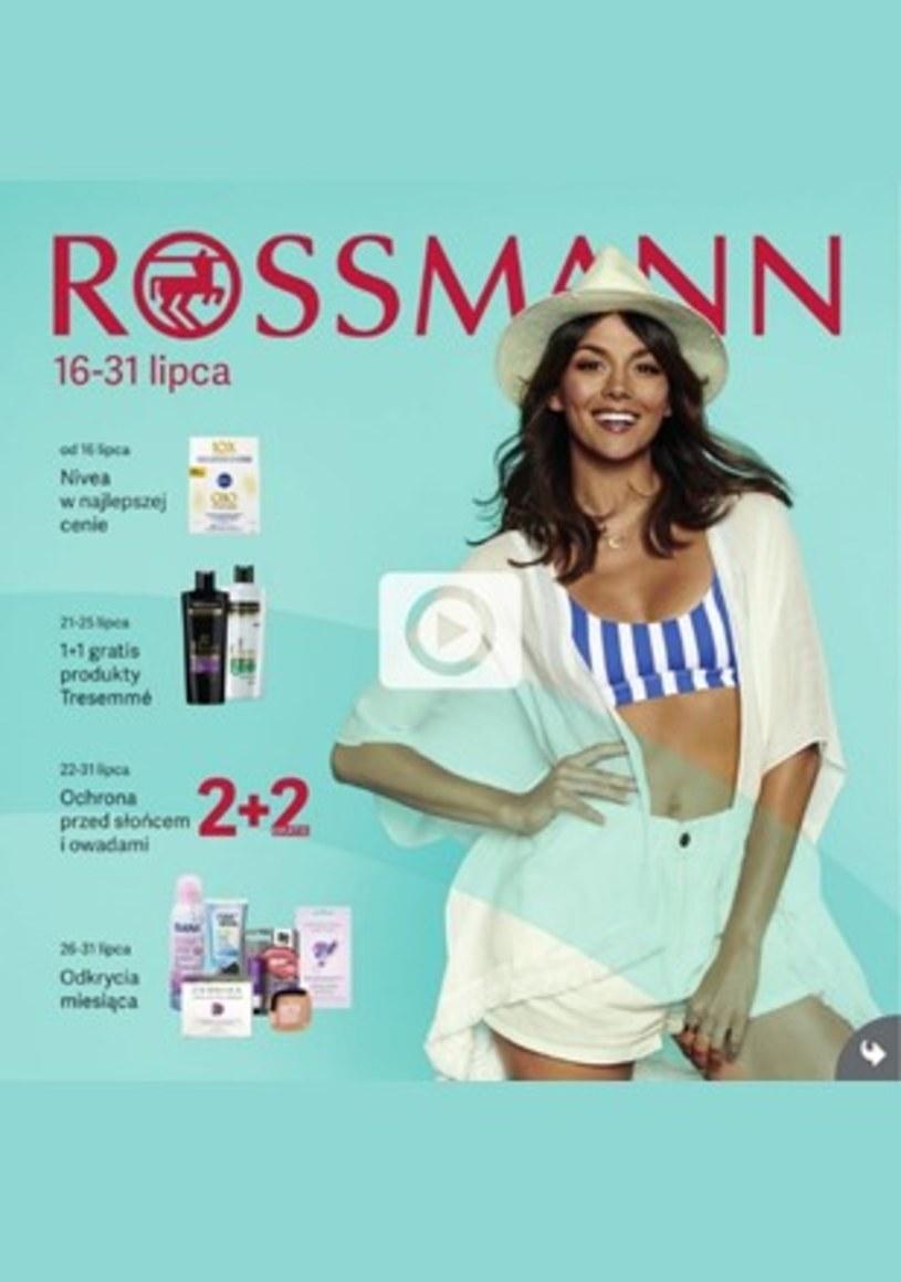 Gazetka promocyjna Rossmann - ważna od 16. 07. 2019 do 31. 07. 2019