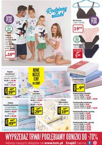 Gazetka promocyjna Textil Market, ważna od 17.07.2019 do 30.07.2019.