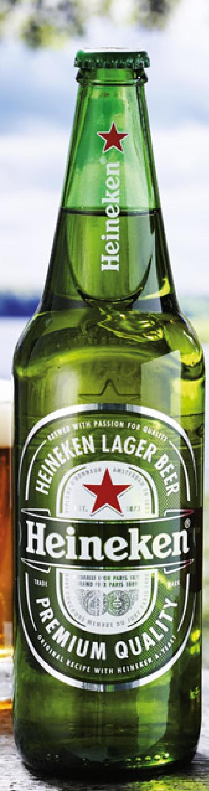 Piwo Heineken niska cena