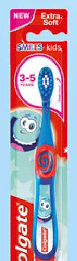Szczoteczka do zębów dla dzieci Colgate niska cena