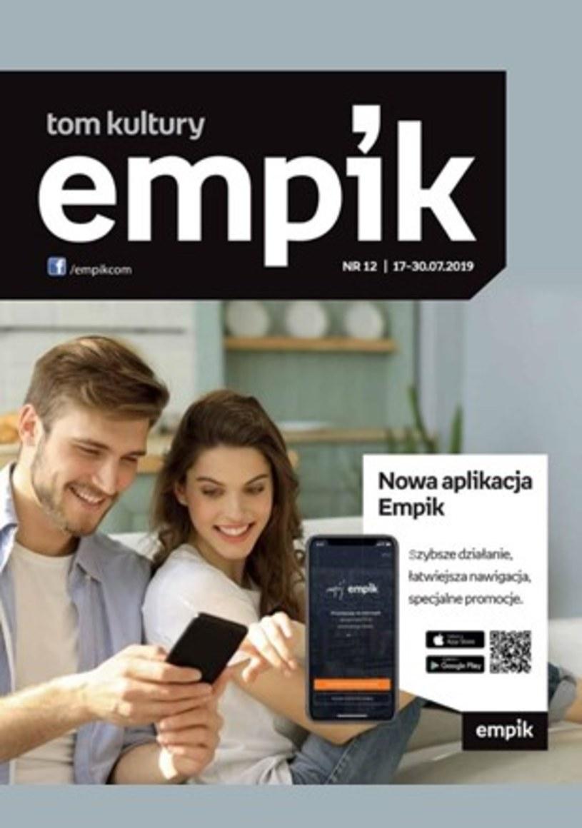 Gazetka promocyjna EMPiK - ważna od 17. 07. 2019 do 30. 07. 2019