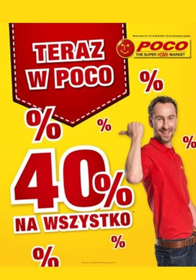 Gazetka promocyjna POCO - wygasła 128 dni temu