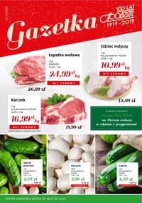 Gazetka promocyjna Społem Kielce, ważna od 18.07.2019 do 30.07.2019.