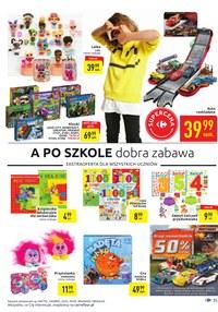 Gazetka promocyjna Carrefour, ważna od 23.07.2019 do 03.08.2019.