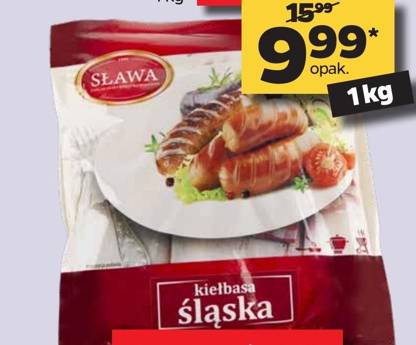 Kiełbasa śląska Sława niska cena