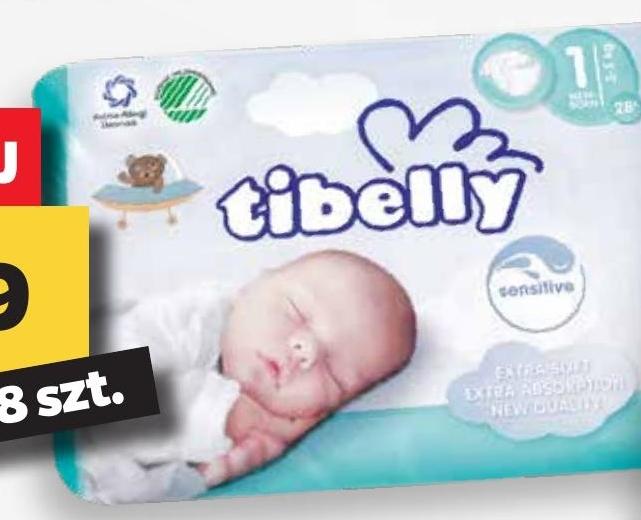 Pieluchy Newborn Tibelly niska cena