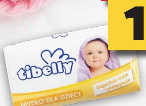 Mydło Tibelly niska cena
