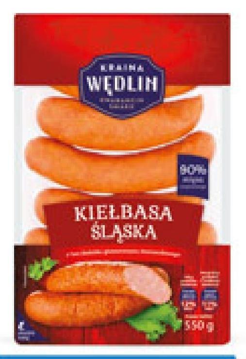 Kiełbasa Śląska  niska cena