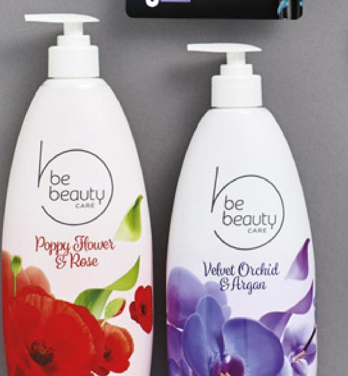 Kremowy żel pod prysznic Be Beauty Care niska cena