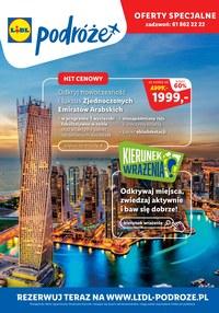 Gazetka promocyjna Lidl - Podróże  - ważna do 22-08-2019