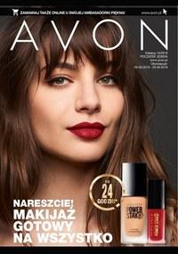 Gazetka promocyjna Avon, ważna od 05.09.2019 do 25.09.2019.