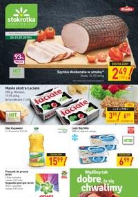 Gazetka promocyjna Stokrotka - Oferta handlowa - supermarket  - ważna do 31-07-2019