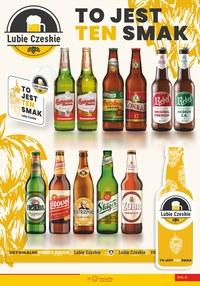 Gazetka promocyjna Słoneczko - Katalog alkoholi