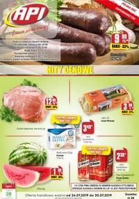Gazetka promocyjna Api Market - Hity cenowe  - ważna do 30-07-2019