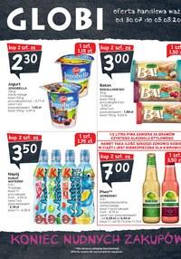 Gazetka promocyjna Globi - Koniec nudnych zakupów - ważna do 05-08-2019