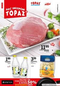 Gazetka promocyjna Topaz - Gazetkę promocyjna  - ważna do 07-08-2019