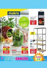 Gazetka promocyjna Makro Cash&Carry - Tak smakuje lato!  - ważna do 12-08-2019