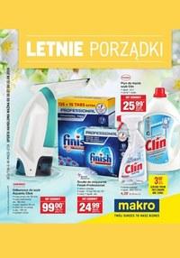 Gazetka promocyjna Makro Cash&Carry - Letnie porządki!  - ważna do 12-08-2019