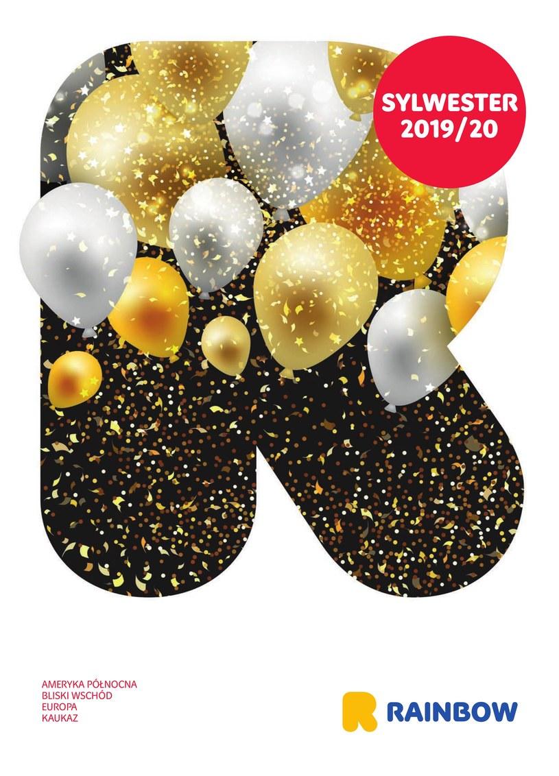 Gazetka promocyjna Rainbow Tours - ważna od 30. 07. 2019 do 31. 12. 2019