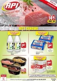 Gazetka promocyjna Api Market - Hity cenowe  - ważna do 06-08-2019
