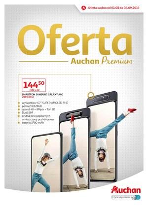Gazetka promocyjna Auchan, ważna od 01.08.2019 do 04.09.2019.