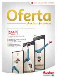 Gazetka promocyjna Auchan - Oferta premium - ważna do 04-09-2019
