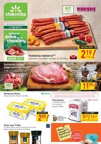 Gazetka promocyjna Stokrotka - Gazetka promocyjna - supermarket - ważna do 07-08-2019