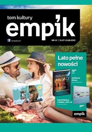 Gazetka promocyjna EMPiK - Lato pełne nowości