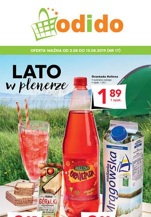 Gazetka promocyjna Odido - Lato w plenerze