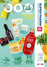Gazetka promocyjna Super-Pharm - Owocowe okazje - ważna do 21-08-2019