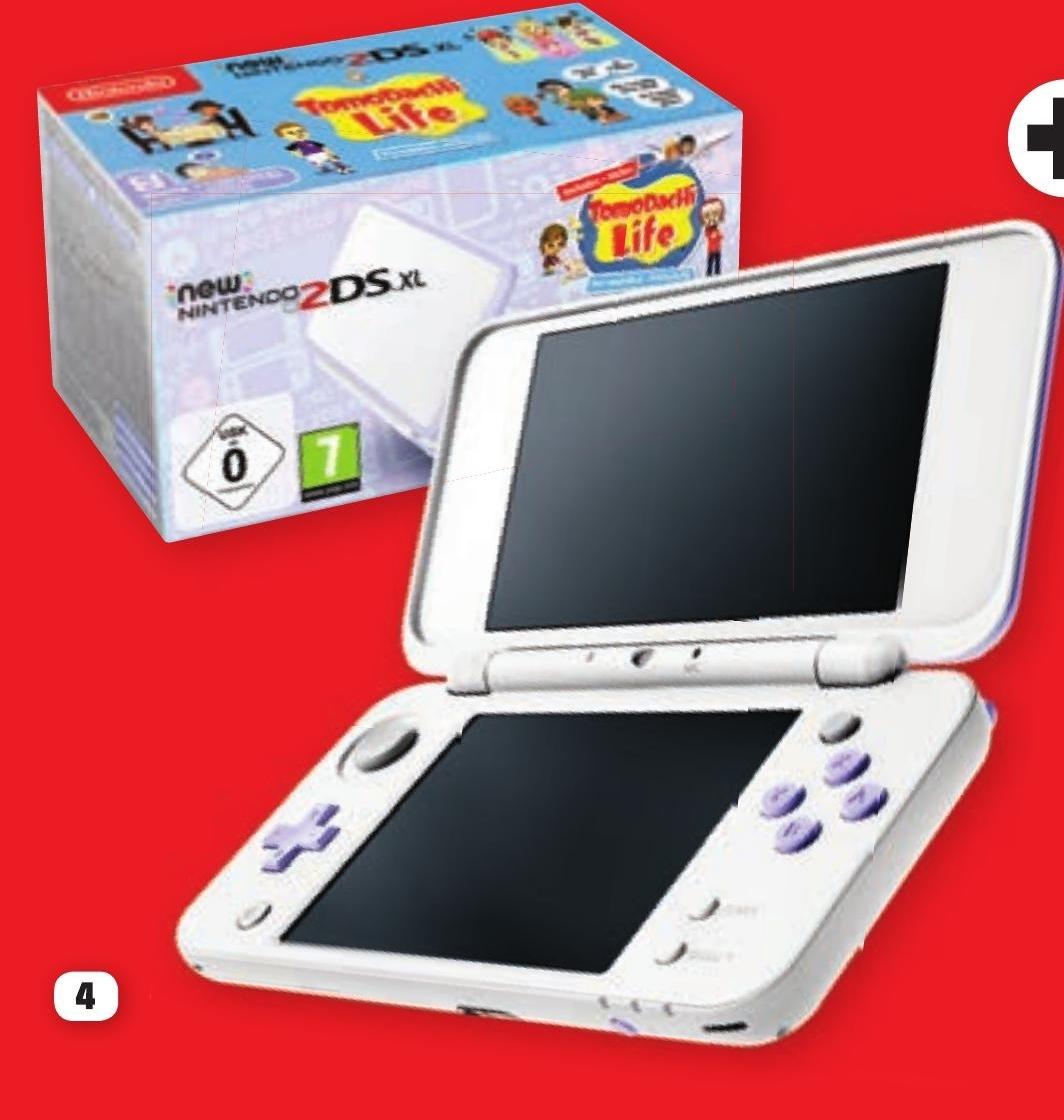 Nintendo New 2DS XL niska cena