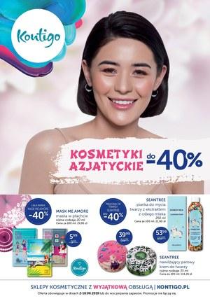 Gazetka promocyjna Kontigo, ważna od 02.08.2019 do 18.08.2019.
