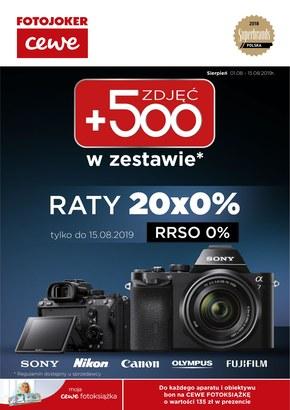Zdjęć +500