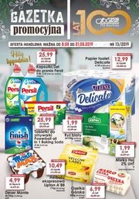 Gazetka promocyjna PSS Bochnia, ważna od 08.08.2019 do 21.08.2019.