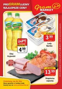 Gazetka promocyjna Gram Market - Gazetka promocyjna - ważna do 13-08-2019
